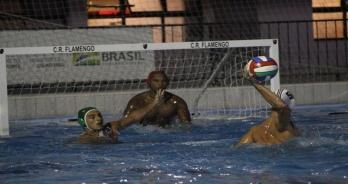 Pinheiros recebe finais da Liga Nacional de Polo Aquático