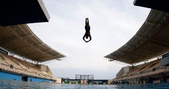 Primeiro passo para pré-olímpico, Taça Brasil de Saltos Ornamentais começa nesta quinta-feira