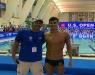 Natação - Guilherme Costa quebra novo recorde sul-americano no US Open; Fratus é ouro nos 50m livre
